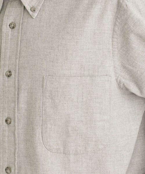 MACKINTOSH PHILOSOPHY(MENS) / マッキントッシュ フィロソフィー メンズ シャツ・ブラウス | フランネルボタンダウン | 詳細13