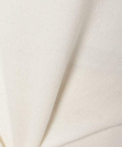 MADAM JOCONDE / マダムジョコンダ その他トップス | NADIA ゴム地プルオーバー | 詳細4