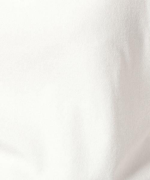 MADAM JOCONDE / マダムジョコンダ ニット・セーター | ARINA シフォンフリル プルオーバー | 詳細4