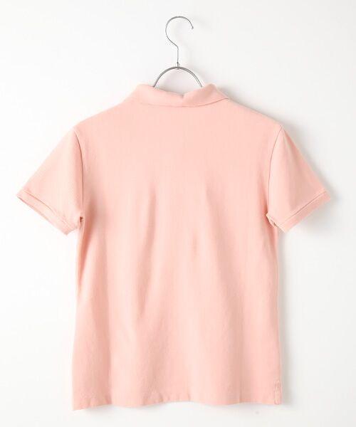 Mademoiselle NONNON / マドモアゼルノンノン ポロシャツ | コットンポロシャツ | 詳細4