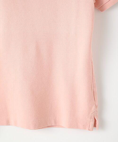 Mademoiselle NONNON / マドモアゼルノンノン ポロシャツ | コットンポロシャツ | 詳細6