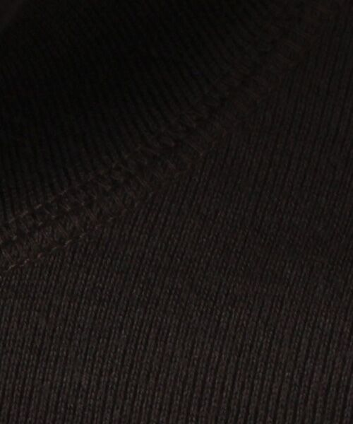 Mademoiselle NONNON / マドモアゼルノンノン Tシャツ   スーピマコットンフライス 刺繍入りTシャツ   詳細5