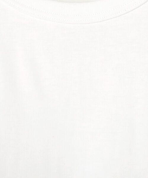 maison de F / メゾンドエフ Tシャツ | 【ガイアの夜明けでご紹介】クルーネックTシャツ | 詳細1