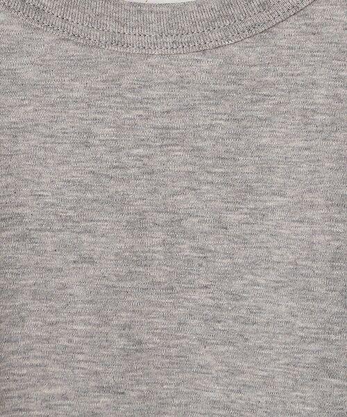 maison de F / メゾンドエフ Tシャツ | 【ガイアの夜明けでご紹介】クルーネックTシャツ | 詳細2