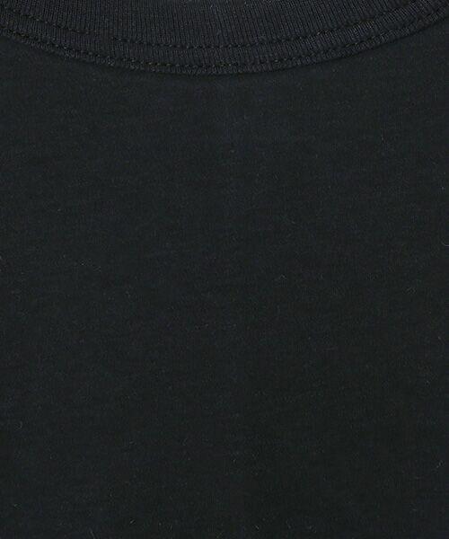 maison de F / メゾンドエフ Tシャツ | 【ガイアの夜明けでご紹介】クルーネックTシャツ | 詳細3