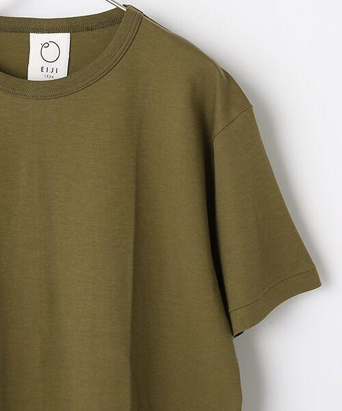 maison de F / メゾンドエフ Tシャツ | 【ガイアの夜明けでご紹介】クルーネックTシャツ | 詳細5