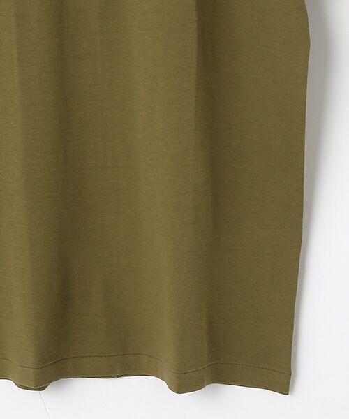 maison de F / メゾンドエフ Tシャツ | 【ガイアの夜明けでご紹介】クルーネックTシャツ | 詳細6