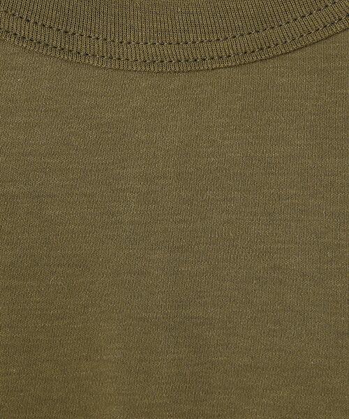 maison de F / メゾンドエフ Tシャツ | 【ガイアの夜明けでご紹介】クルーネックTシャツ | 詳細7