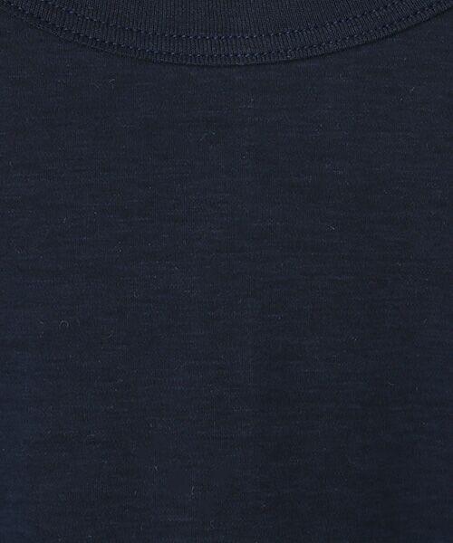 maison de F / メゾンドエフ Tシャツ | 【ガイアの夜明けでご紹介】クルーネックTシャツ | 詳細8