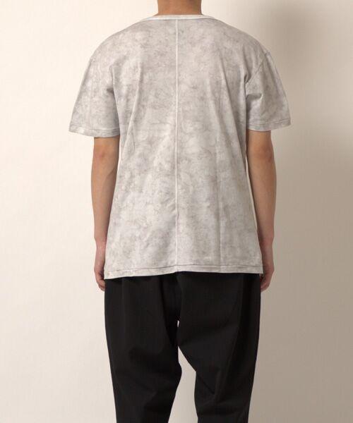 maison de F / メゾンドエフ Tシャツ | 【ガイアの夜明けでご紹介】籠染めクルーネックTシャツ | 詳細2