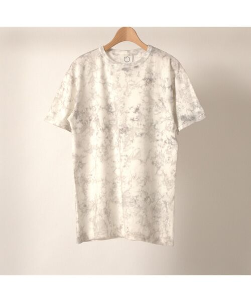 maison de F / メゾンドエフ Tシャツ | 【ガイアの夜明けでご紹介】籠染めクルーネックTシャツ | 詳細6