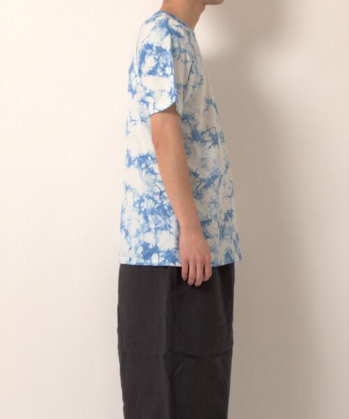 maison de F / メゾンドエフ Tシャツ | 【ガイアの夜明けでご紹介】籠染めクルーネックTシャツ | 詳細11