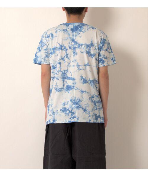 maison de F / メゾンドエフ Tシャツ | 【ガイアの夜明けでご紹介】籠染めクルーネックTシャツ | 詳細12