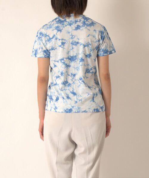 maison de F / メゾンドエフ Tシャツ | 【ガイアの夜明けでご紹介】籠染めクルーネックTシャツ | 詳細15