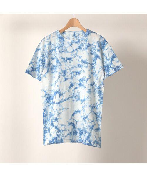 maison de F / メゾンドエフ Tシャツ | 【ガイアの夜明けでご紹介】籠染めクルーネックTシャツ | 詳細16