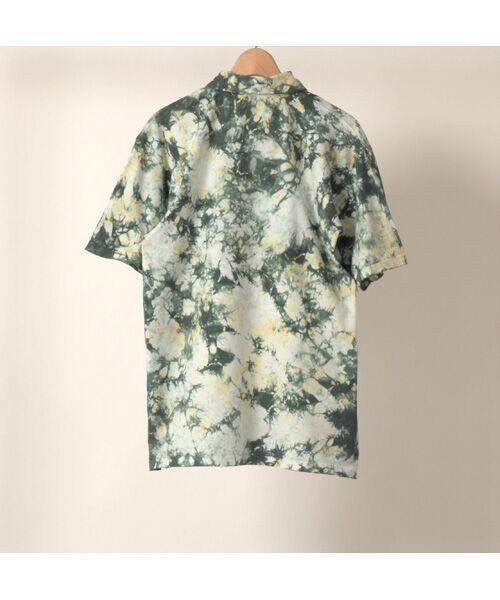 maison de F / メゾンドエフ Tシャツ | 【ガイアの夜明けでご紹介】籠染め襟付きポロTシャツ | 詳細1