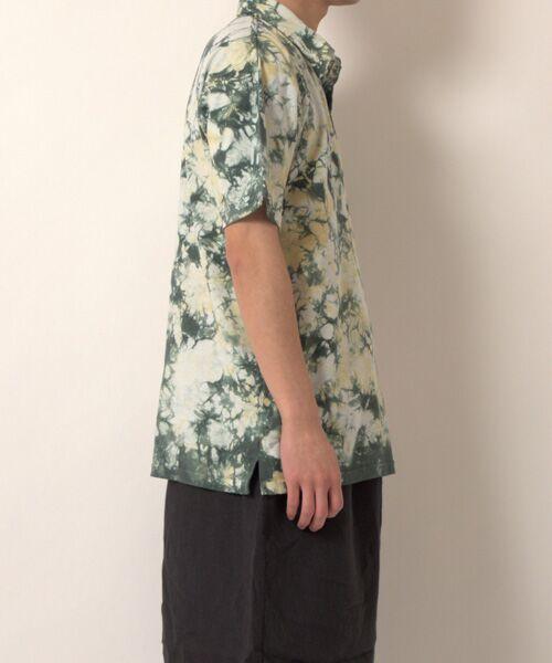maison de F / メゾンドエフ Tシャツ | 【ガイアの夜明けでご紹介】籠染め襟付きポロTシャツ | 詳細3