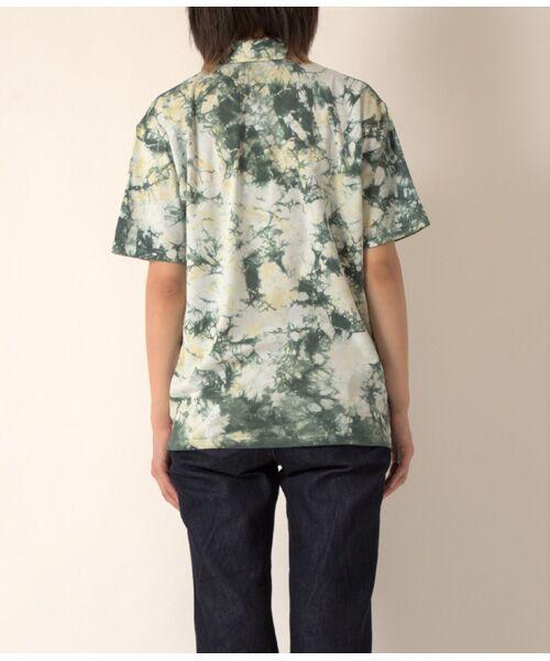 maison de F / メゾンドエフ Tシャツ | 【ガイアの夜明けでご紹介】籠染め襟付きポロTシャツ | 詳細5