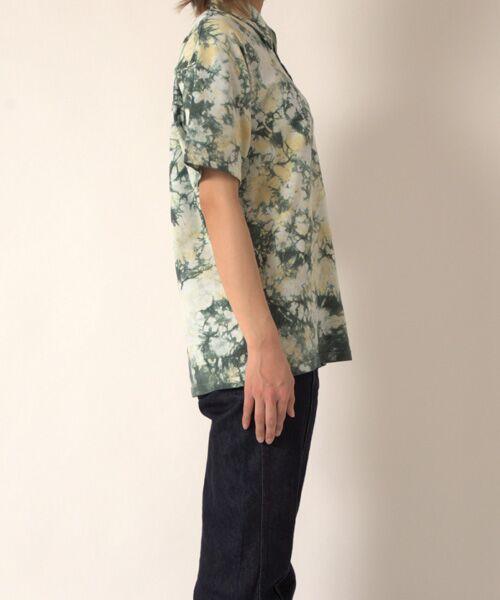 maison de F / メゾンドエフ Tシャツ | 【ガイアの夜明けでご紹介】籠染め襟付きポロTシャツ | 詳細6