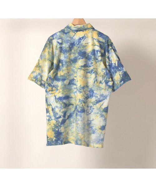 maison de F / メゾンドエフ Tシャツ | 【ガイアの夜明けでご紹介】籠染め襟付きポロTシャツ | 詳細12