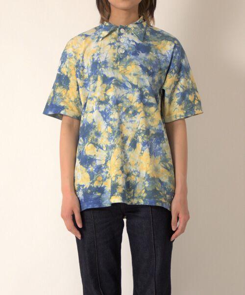 maison de F / メゾンドエフ Tシャツ | 【ガイアの夜明けでご紹介】籠染め襟付きポロTシャツ | 詳細14