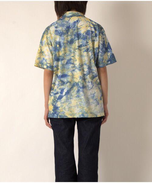 maison de F / メゾンドエフ Tシャツ | 【ガイアの夜明けでご紹介】籠染め襟付きポロTシャツ | 詳細15