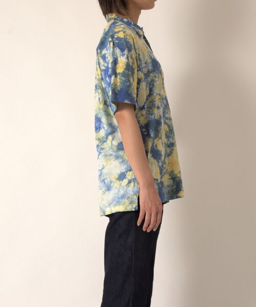 maison de F / メゾンドエフ Tシャツ | 【ガイアの夜明けでご紹介】籠染め襟付きポロTシャツ | 詳細16