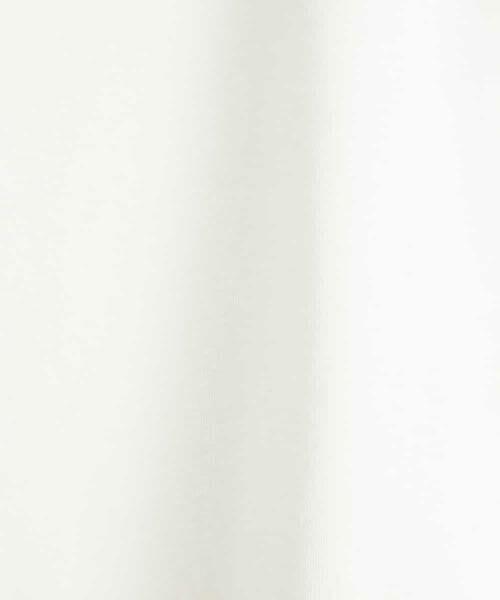 MICHEL KLEIN / ミッシェルクラン カットソー | 【洗える】クルーネックフライスTシャツ | 詳細7