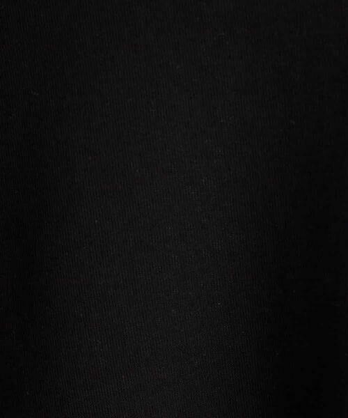MICHEL KLEIN / ミッシェルクラン カットソー | 【洗える】クルーネックフライスTシャツ | 詳細8