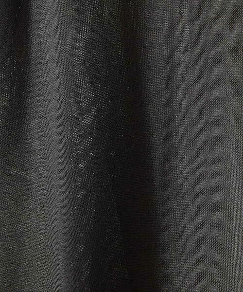 MICHEL KLEIN / ミッシェルクラン カーディガン・ボレロ   【洗える/抗菌】ロングカーディガン   詳細8
