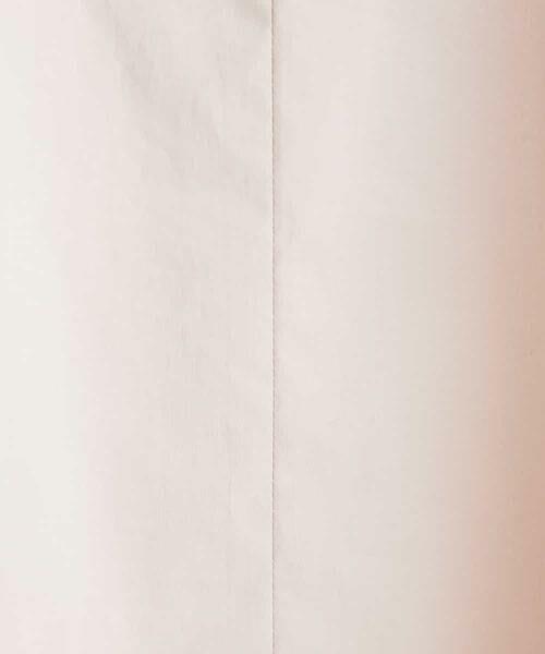 MICHEL KLEIN / ミッシェルクラン シャツ・ブラウス | 【洗える】タイプライターギャザーデザインブラウス | 詳細8