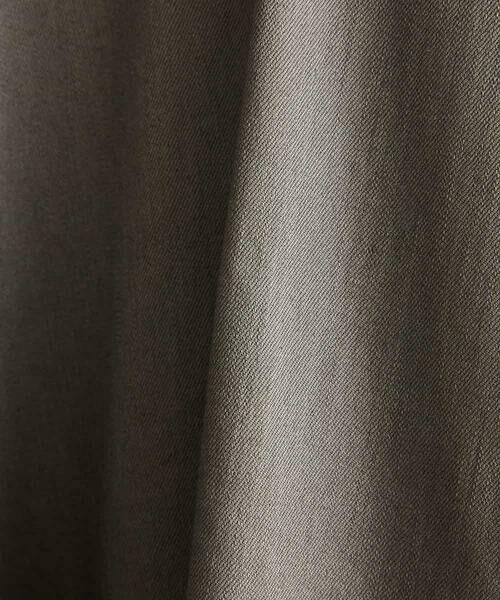 MICHEL KLEIN / ミッシェルクラン ロング・マキシ丈スカート   【洗える】ヴィンテージデニムロングスカート   詳細8
