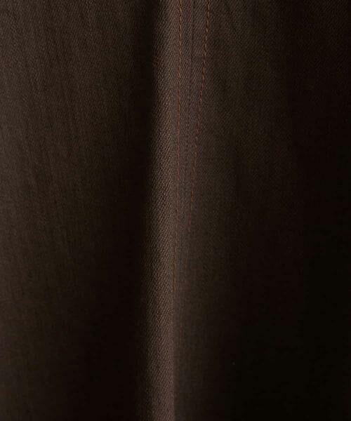 MICHEL KLEIN / ミッシェルクラン ロング・マキシ丈スカート   【洗える】ヴィンテージデニムロングスカート   詳細9
