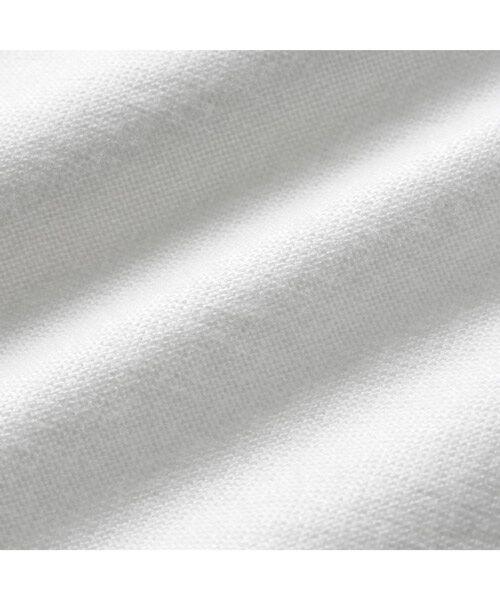 MIKI HOUSE / ミキハウス Tシャツ   ロゴ刺しゅう入り半袖Tシャツ   詳細4