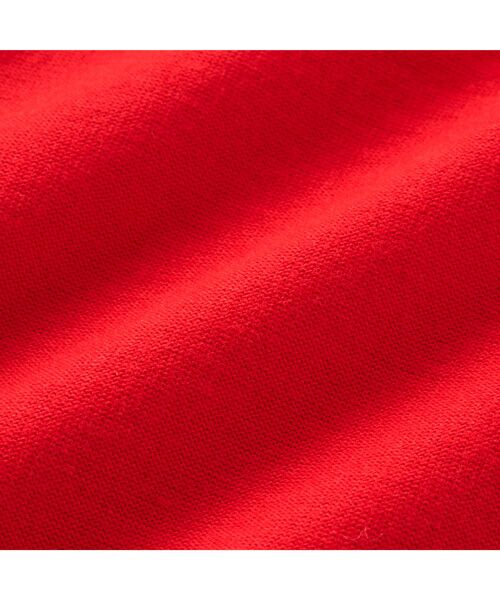 MIKI HOUSE / ミキハウス Tシャツ   ロゴ刺しゅう入り半袖Tシャツ   詳細8