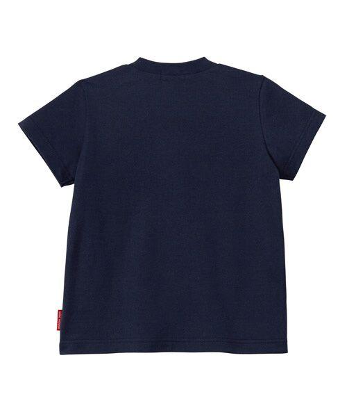 MIKI HOUSE / ミキハウス Tシャツ   ロゴ刺しゅう入り半袖Tシャツ   詳細10
