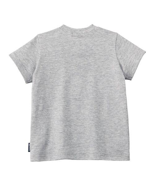 MIKI HOUSE / ミキハウス Tシャツ   ロゴ刺しゅう入り半袖Tシャツ   詳細16