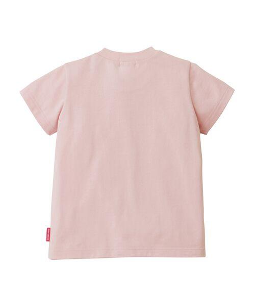 MIKI HOUSE / ミキハウス Tシャツ   ロゴ刺しゅう入り半袖Tシャツ   詳細20