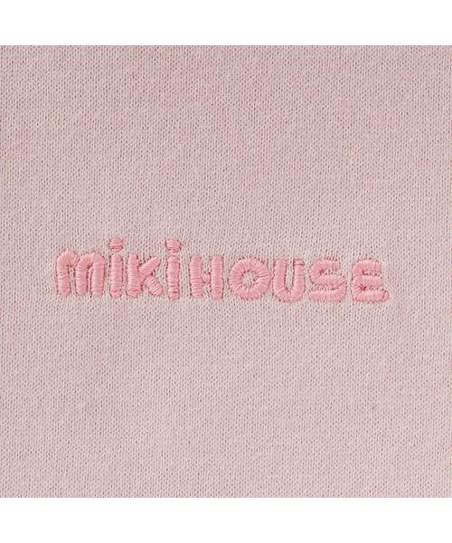 MIKI HOUSE / ミキハウス Tシャツ   ロゴ刺しゅう入り半袖Tシャツ   詳細21