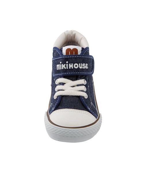 MIKI HOUSE / ミキハウス スニーカー | mロゴ キッズシューズ | 詳細12