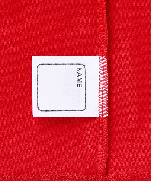MIKI HOUSE / ミキハウス Tシャツ | ロゴ刺繍長袖Tシャツ | 詳細8
