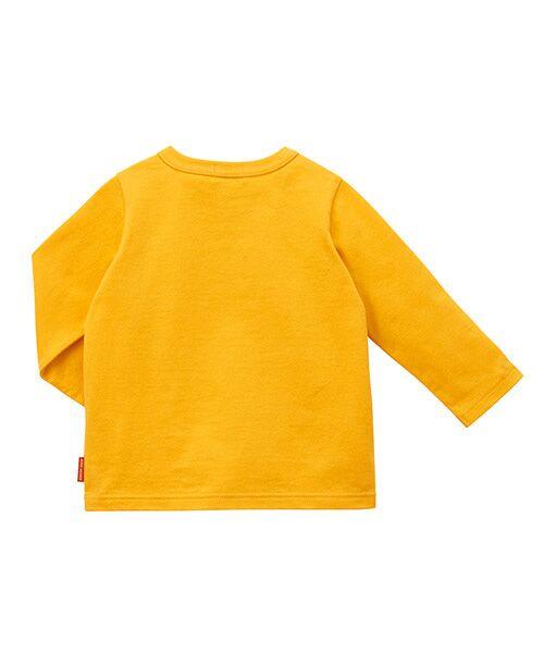 MIKI HOUSE / ミキハウス Tシャツ | ロゴ刺繍長袖Tシャツ | 詳細15