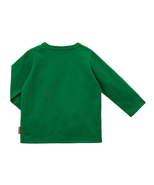 MIKI HOUSE / ミキハウス Tシャツ | ロゴ刺繍長袖Tシャツ | 詳細19