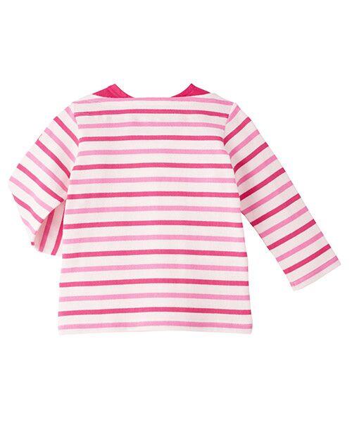 MIKI HOUSE / ミキハウス Tシャツ | ボーダー長袖Tシャツ | 詳細14