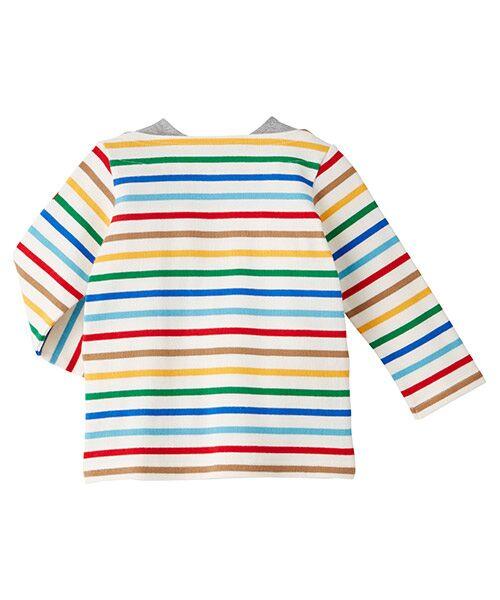 MIKI HOUSE / ミキハウス Tシャツ | ボーダー長袖Tシャツ | 詳細19