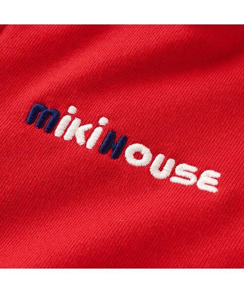 MIKI HOUSE / ミキハウス パーカー | バックロゴパーカー | 詳細3
