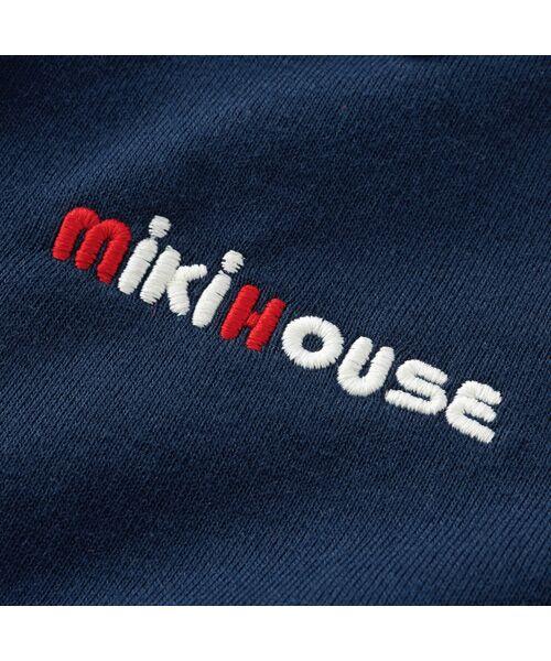 MIKI HOUSE / ミキハウス パーカー | バックロゴパーカー | 詳細13