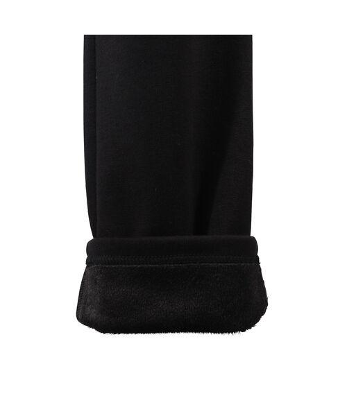 MISSEL / ミゼール ショート・ハーフ・半端丈パンツ | 裏起毛ウォームレギンス | 詳細17
