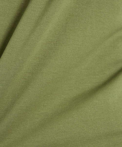 MK MICHEL KLEIN / エムケーミッシェルクラン カットソー | 【洗える】フーディーカットソー | 詳細10