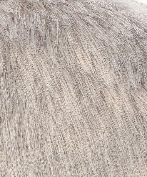 MONO COMME CA / モノコムサ ショルダーバッグ   【モノコムサ】新鮮カラー ファー ミニバッグ   詳細7
